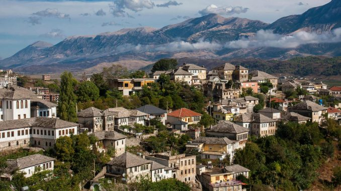 road trip around Albania 2019