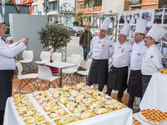 Russian Cuisine in Tirana event Albania 2019
