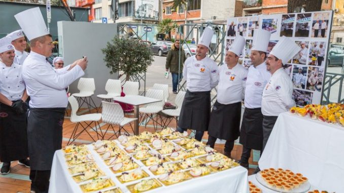 Russian Cuisine in Tirana event Albania 2019