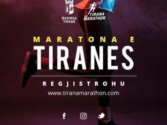Tirana Marathon October 2019