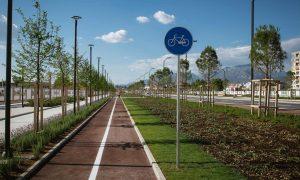 tirana new boulevard